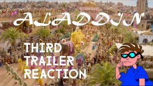 ALADDIN (Live-Action Version) Third Trailer Reaction Video – MATTHEW LAMONT