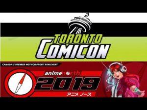 BigJackFilms Is Returning To TORONTO COMIC-CON & ANIME NORTH 2019!!!