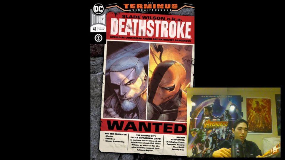 Deathstroke (2016-) #41 Review