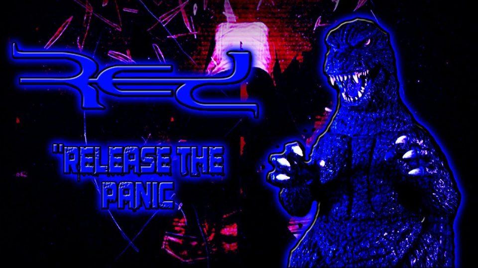 "Godzilla - RED ""Release the Panic"" FMV"