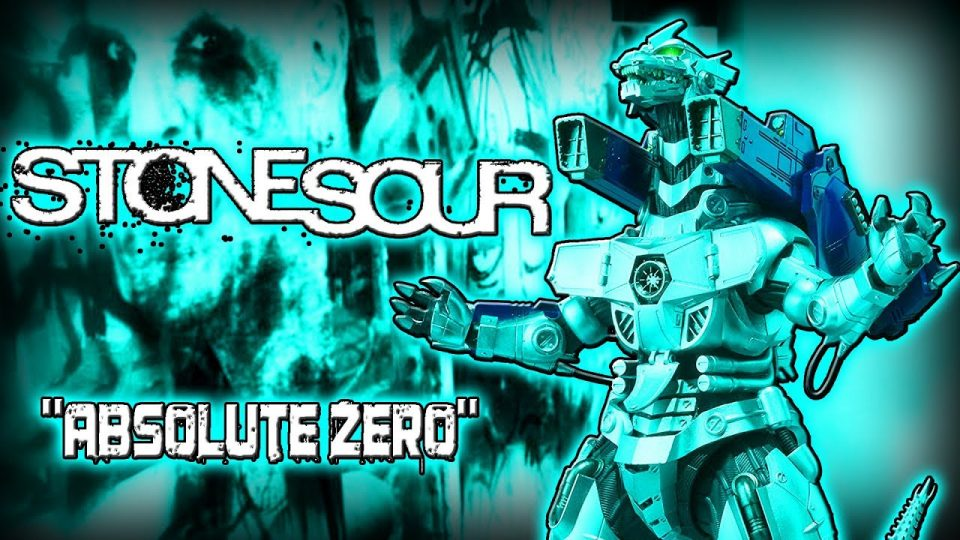 "Godzilla - Stone Sour ""Absolute Zero"" FMV"