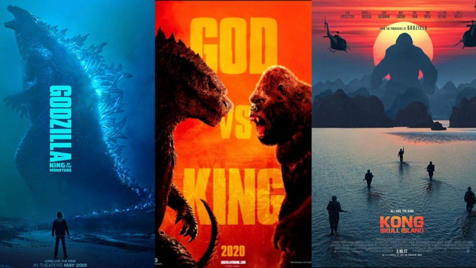 Godzilla vs Kong: One Year Away