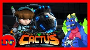 Let's Not Play Assault Android Cactus – CHRIS KAIZEN
