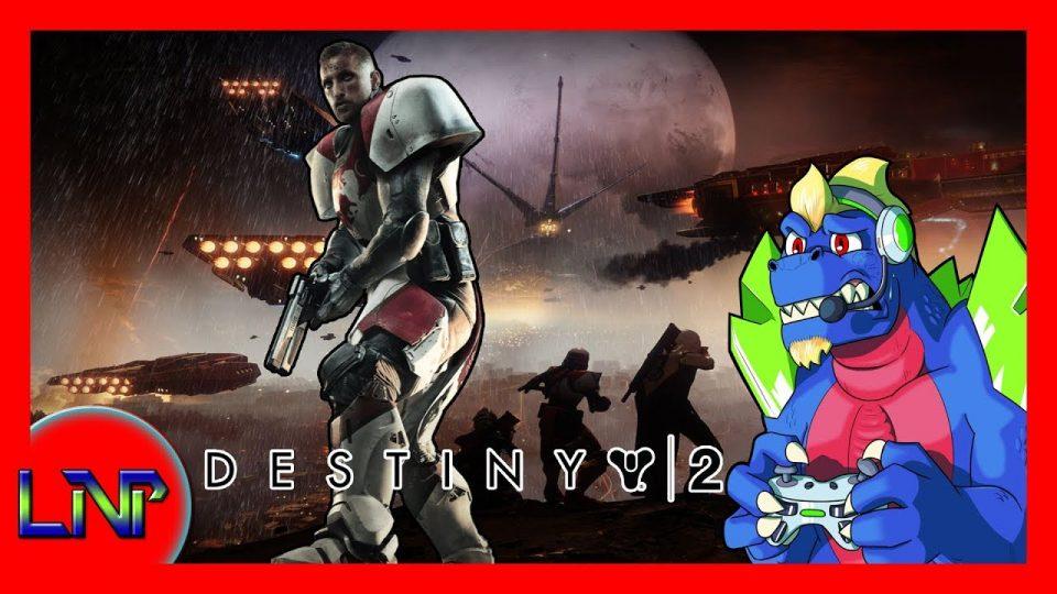 Let's Not Play Destiny 2