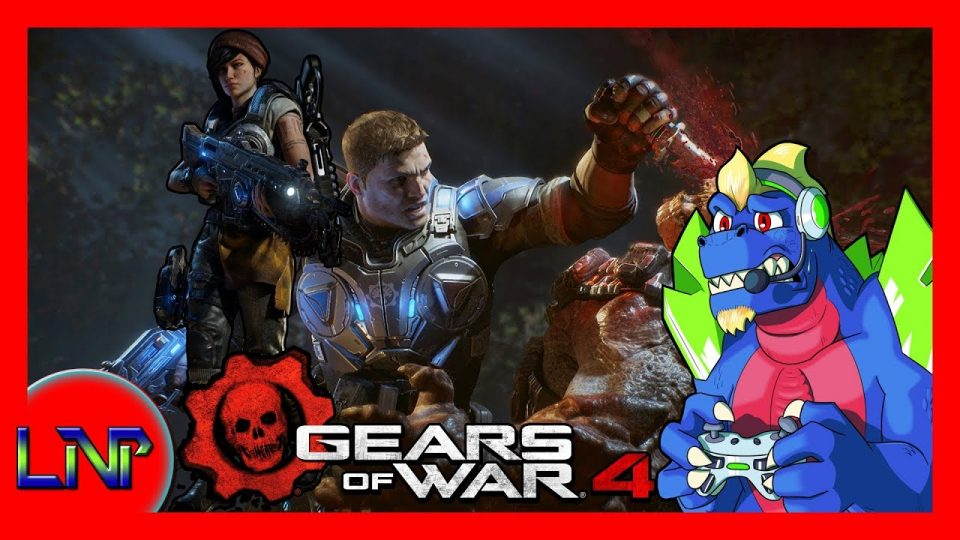 Let's Not Play Gears of War 4