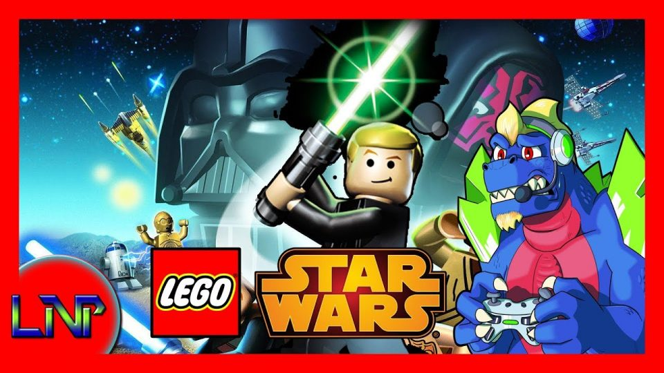 Let's Not Play Lego Star Wars Complete Saga