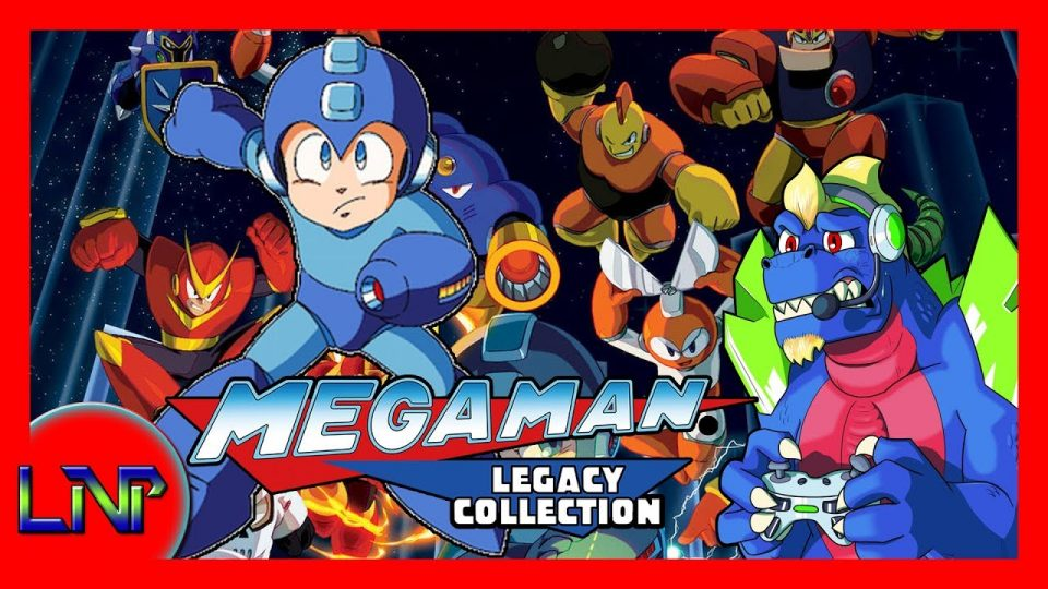 Let's Not Play Mega Man Legacy Collection 1