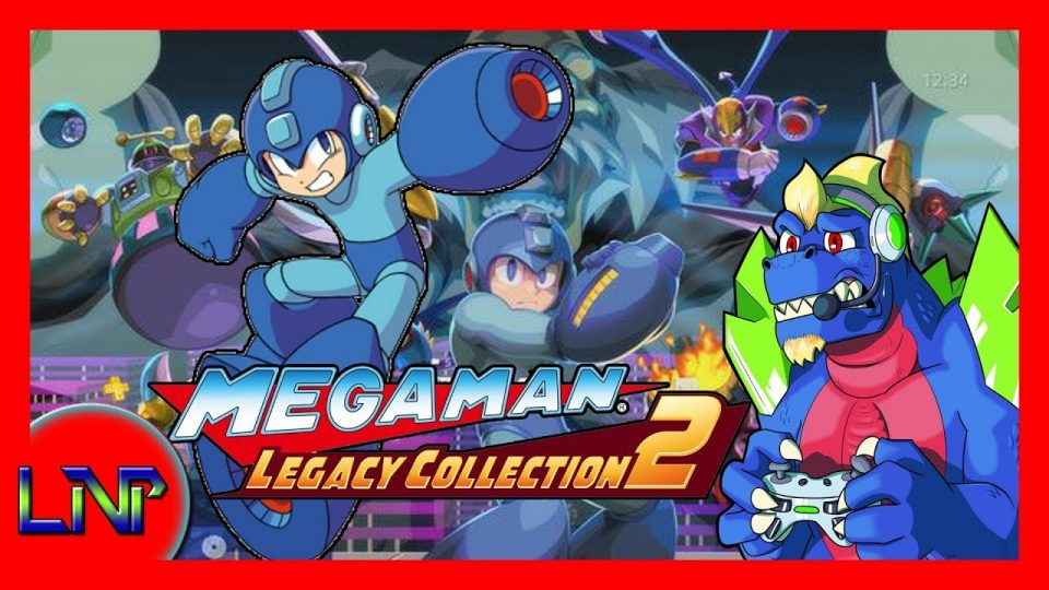Let's Not Play Mega Man Legacy Collection 2