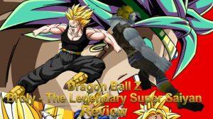 Media Hunter – Dragon Ball Z: Broly – The Legendary Super Saiyan Review