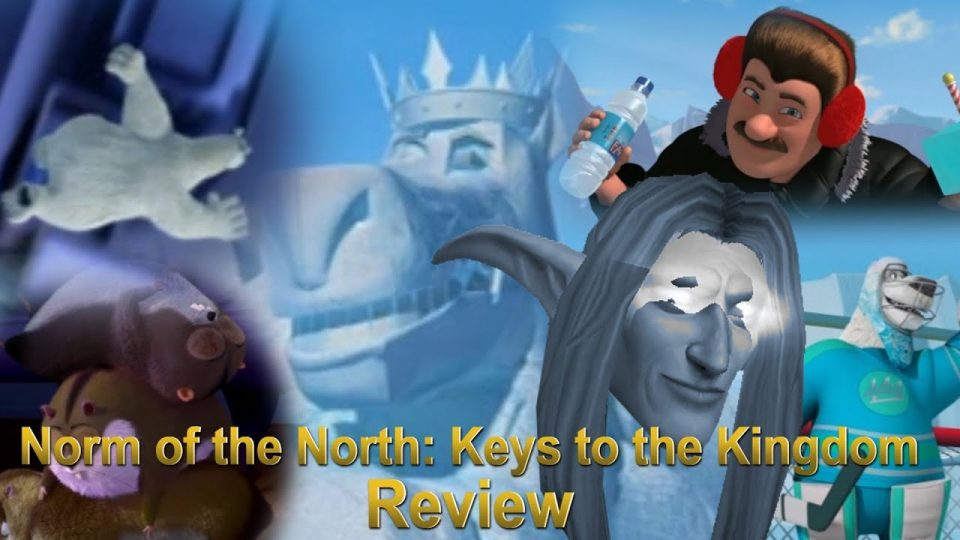 Media Hunter - Norm of the North: Keys to the Kingdom Review