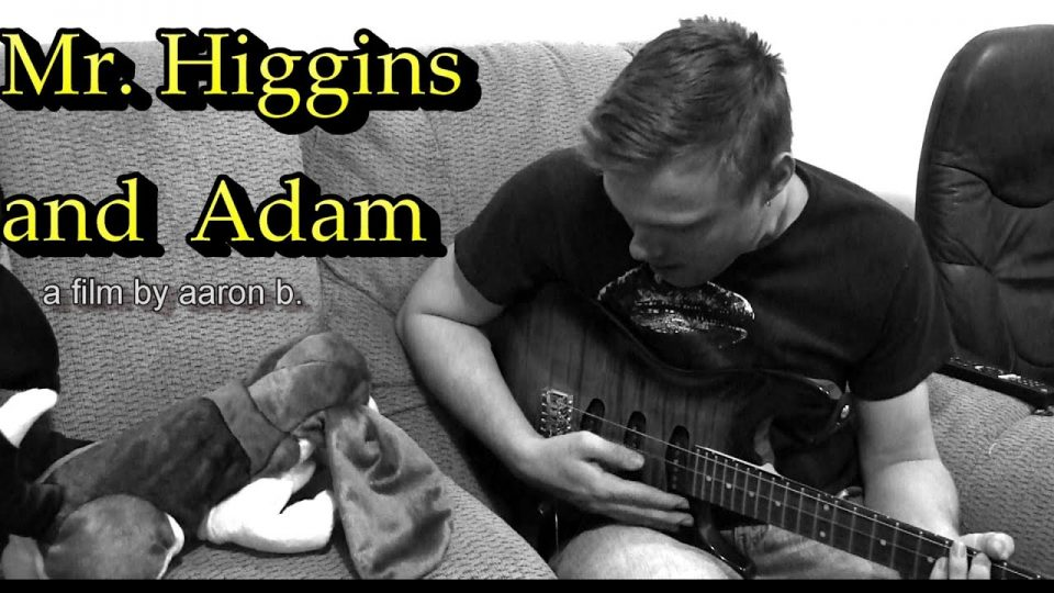 Mr. Higgins and Adam (Puppet Movie by Aaron B.)