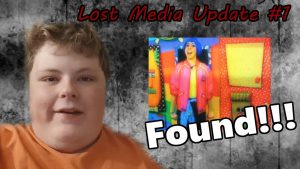 MY SPECIAL BOOK EPISODE FOUND! – Lost Media Update