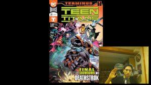 Teen Titans (2016) #28 Review – JTISREBORN