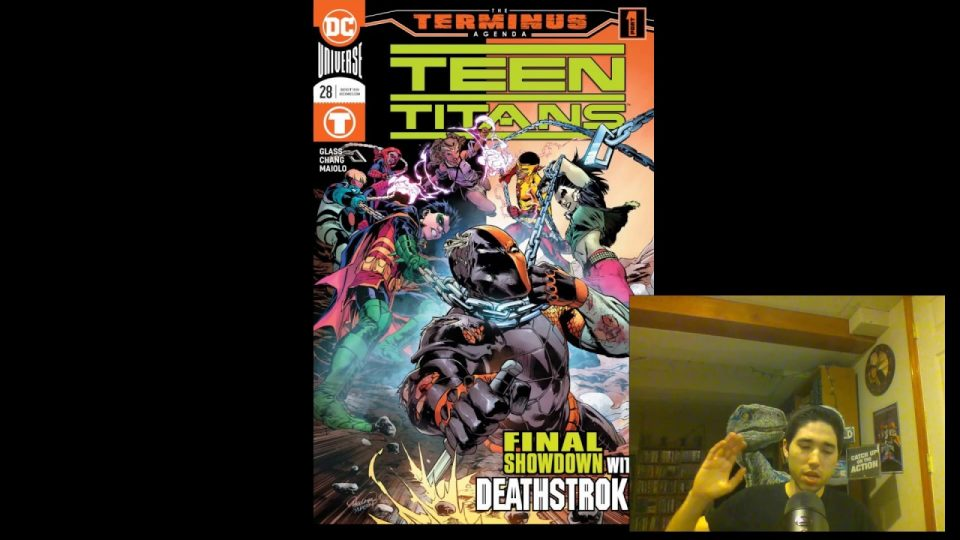 Teen Titans (2016-) #28 Review