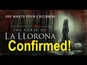"""""""The Curse of La Llorona"""" Confirmed To Be Part of the Conjuring Universe! JTISREBORN"""