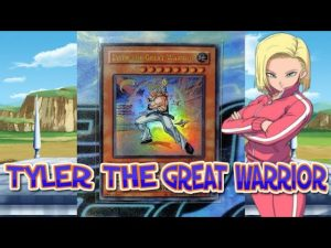 The Story Of Tyler The Great Warrior – A Dragon Ball Discussion – QUEEN18