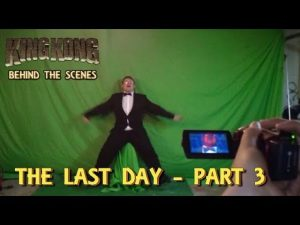 18. THE LAST DAY (PART 3) FINAL SHOTS – King Kong (2016) Fan Film – BEHIND THE SCENES