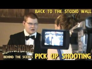 21. BACK TO THE STUDIO WALL – King Kong (2016) Fan Film – BEHIND THE SCENES