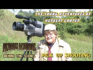20. THE YOUNG ADVENTURES OF HERBERT COOPER – King Kong (2016) Fan Film – BEHIND THE SCENES