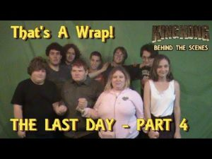 19. THE LAST DAY (PART 4) WRAP PARTY! King Kong (2016) Fan Film – BEHIND THE SCENES