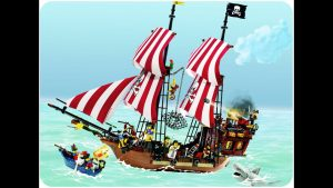 LEGO Pirates (Cancelled Project)