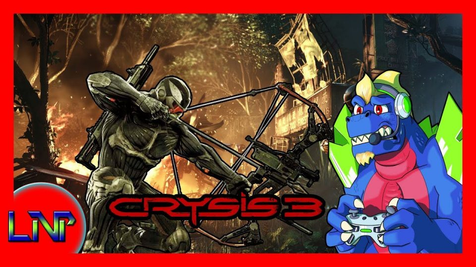 Let's Not Play Crysis 3