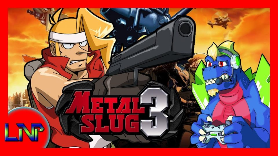 Let's Not Play Metal Slug 3