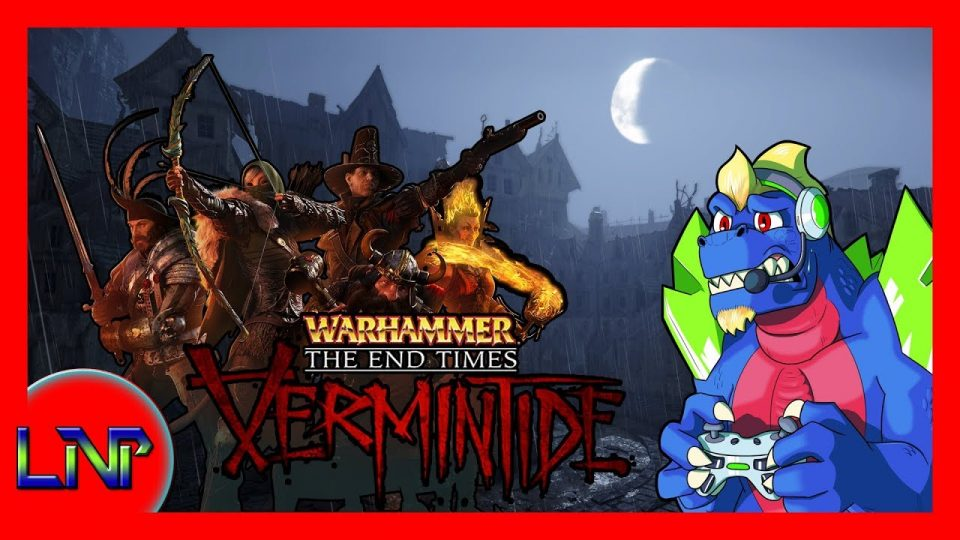 Let's Not Play Warhammer: End Times - Vermintide