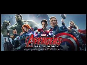 Marvel Rewatch Avengers: Age of Ultron – JTISREBORN