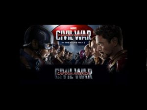 Marvel Rewatch – Captain America: Civil War – JTISREBORN