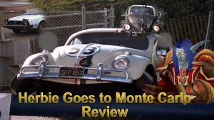 Media Hunter – Herbie Movie Derby: Herbie Goes to Monte Carlo Review