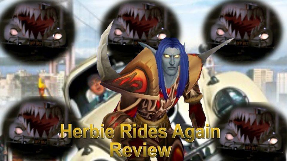 Media Hunter - Herbie Movie Derby: Herbie Rides Again Review