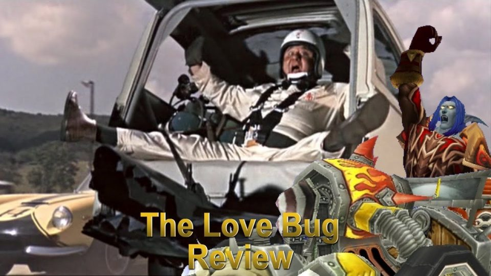 Media Hunter - Herbie Movie Derby: The Love Bug Review