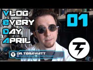 V.E.D.A. 2019 Day 1! DR. TERAWATT
