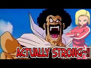 Why Hercule is actually strong? A Dragonball Discussion – QUEEN18