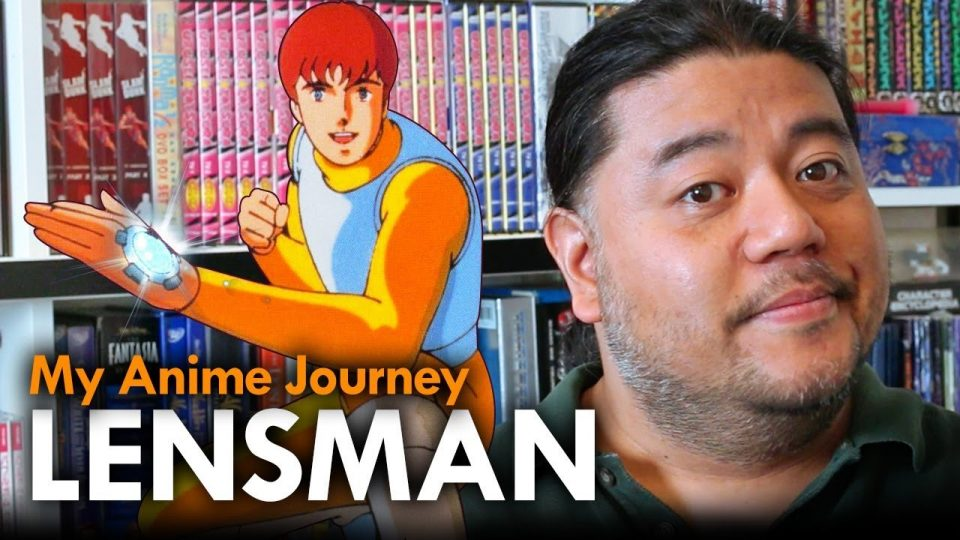 Lensman: The Secret of the Lens Movie - Mega Jay Retro Review #lensman #streamlinepictures #anime