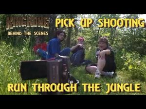 22. RUN THROUGH THE JUNGLE – King Kong (2016) Fan Film – BEHIND THE SCENES
