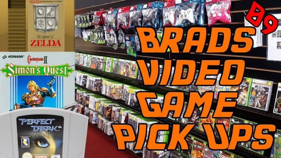 Brad's Video Game Pick Ups #9 | Random Games