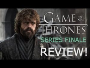 Game Of Thrones Season 8 Episode 6: The Iron Throne – REVIEW! RICEDUKE