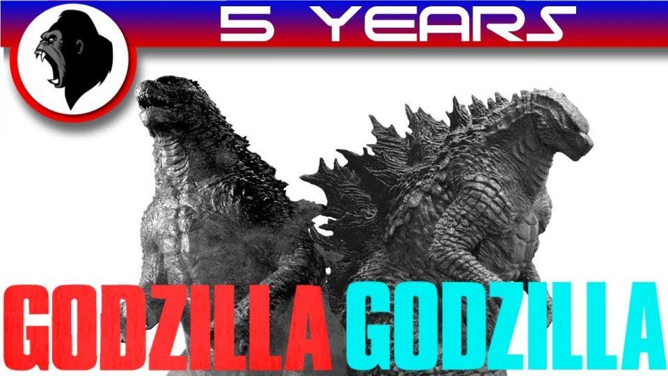 Godzilla 2014 - 5 Years Later | Kaiju Network
