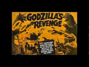 Godzilla Rewatch: Godzilla's Revenge – JTISREBORN