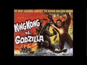 Godzilla Rewatch: King Kong VS Godzilla