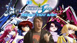 Is Gundam Seed REALLY That Bad? BIGJACKFILMS REVIEWS