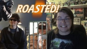 KING KONG ROAST! Fandemic Review Reaction (PART 1)