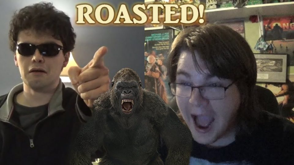 KING KONG ROAST! Fandemic Review Reaction (PART 2)