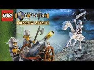 LEGO Castle – Chapter I: Crossbow Attack!