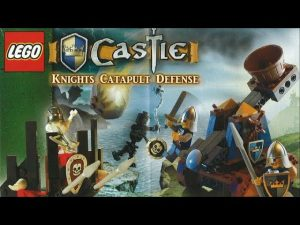 LEGO Castle – Chapter II: Knights Catapult Defense