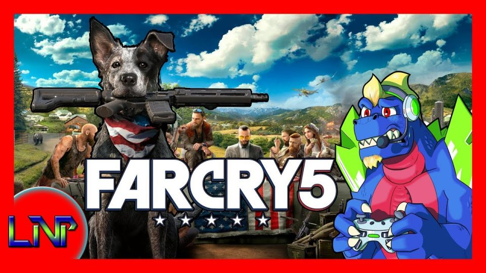 Let's Not Play Far Cry 5