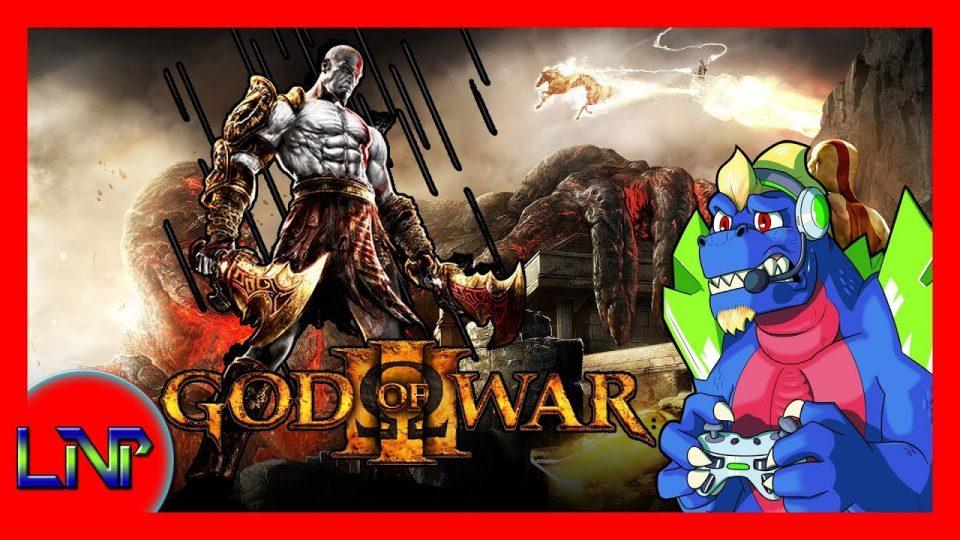 Let's Not Play God of War 3 Feat. Kikizilla