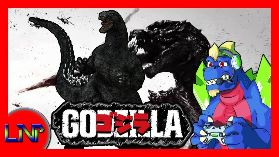 Let's Not Play Godzilla PS4 Feat. Kikizilla